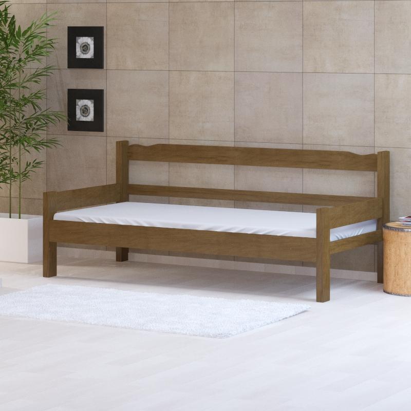 Sofá-cama Imbuia